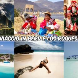 Viaggio Perù e Los Roques 2016