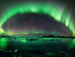 [VIDEO HD] Tromsø e la sua spettacolare AURORA BOREALE