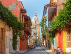 "COLOMBIA. Cartagena la ""linda"", la storica porta dei Caraibi"