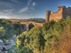 Castello Della Badia Di Vulci. Alla scoperta dell'Italia Medievale