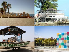 Discovering Andalucia 2018: Giorno 2. Malagueta, El Balneario del Carmen, Chirinquitos e Pompidou
