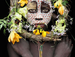 ETIOPIA. KARO, la tribù più eclettica e variopinta d'Africa [VIDEO]