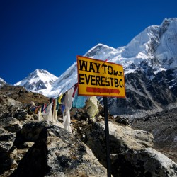 NEPAL, Campo Base EVEREST Classico