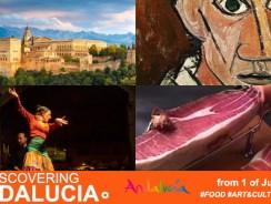 Discovering Andalucia 2018: scoprire, conoscere e raccontare