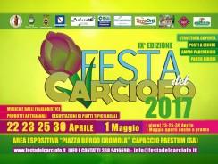 Sagre. Festa del carciofo I.G.P. di Paestum