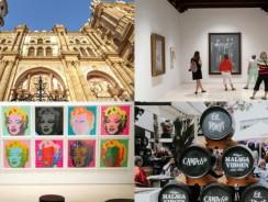 Discovering Andalucia 2018: Giorno 1. Manquita, Picasso & Warhol, El Pimpi