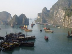 La Baia di Ha Long, dal 1994 Patrimonio dell'Unesco
