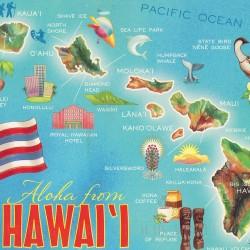 Viaggio alle HAWAII, Tra i Sentieri del PACIFICO