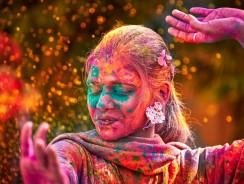 Tradizioni nel Mondo: Holi, India