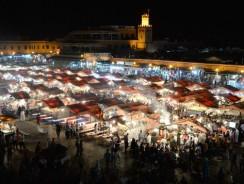 Djemaa el Fna, Marocco. Uno dei posti più incredibili dell'Africa da visitare