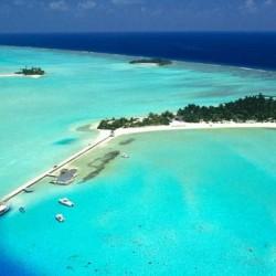 Maldive. RIHIVELI BEACH RESORT