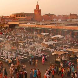 PEGASO Adventure: Viaggio di gruppo a MARRAKECH, la perla d'Africa