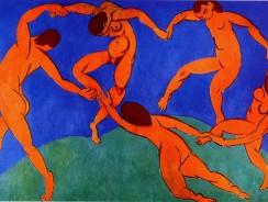 """Arte dal Mondo. """"La Danza"""" di Matisse, la sua poetica e il suo stile"""