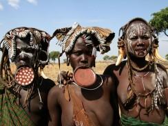 Tribù dal Mondo. I Mursi, il Popolo Guerriero del Sud dell'Etiopia