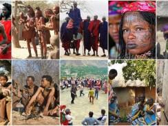 Le 10 Tribù Africane più Culturalmente Ricche