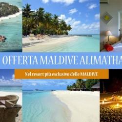 MALDIVE. RESORT ALIMATHA' – Atollo di Vaavu