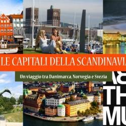 Viaggio Le Capitali della SCANDINAVIA – (DANIMARCA – NORVEGIA – SVEZIA)