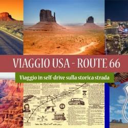 Viaggio USA – Route 66 in Self-Drive