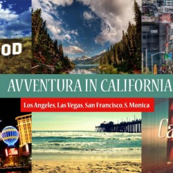 Viaggio Avventura in CALIFORNIA