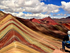 Benvenuti nelle incredibili montagne arcobaleno del Perù