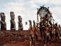 Rapa Nui, l'isola abitata dai moai, le gigantesche statue di pietra