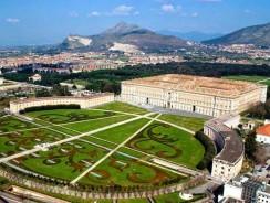 Reggia di Caserta. E' in Italia la Residenza Reale più grande del Mondo