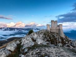 Rocca Calascio. In Abruzzo il Castello del film Lady Hawke e Nel Nome della Rosa