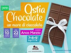 Evento. Ostia Chocolate, in arrivo la Festa del Cioccolato in Spiaggia
