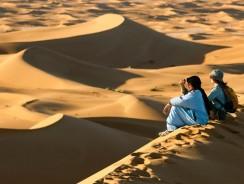 Luoghi da visitare in Africa. Deserto del Sahara, Marocco