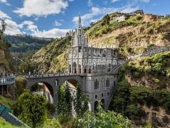 Luoghi da vedere in Sud America: Santuario de las Lajas, Colombia