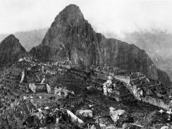 La Storia Originale della Scoperta di Machu Picchu e le Fotografie della Spedizione