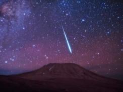 [VIDEO+] KILIMANJARO. Un notte stellata sul plateau Shira