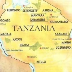 Tanzania. Selous e Mare