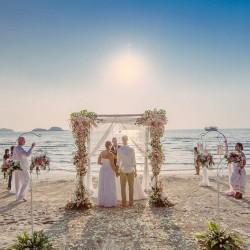 """Viaggio """"Sì, LO VOGLIO!"""". In Thailandia (Estate) con cerimonia sulla spiaggia!"""