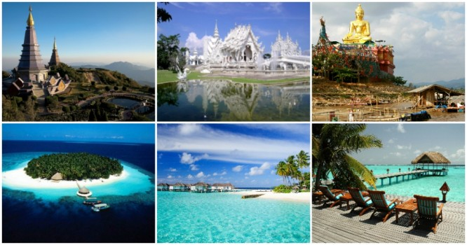 thailandia + maldive