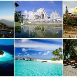 Viaggio in THAILANDIA e soggiorno mare Maldive