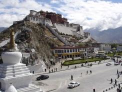 """La città più in alto nel mondo, a 3650 m, è anche chiamata il """"trono di Dio"""""""