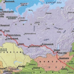 TRANSIBERIANA 2017: Zarengold – Da Mosca a Pechino