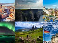 Vuoi viaggiare in EUROPA? Ecco alcune proposte per te!