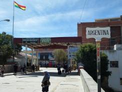 Sud America. Attraversare a piedi il confine tra Argentina e Bolivia