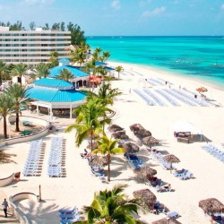 BAHAMAS. Resort Melia Nassau Beach